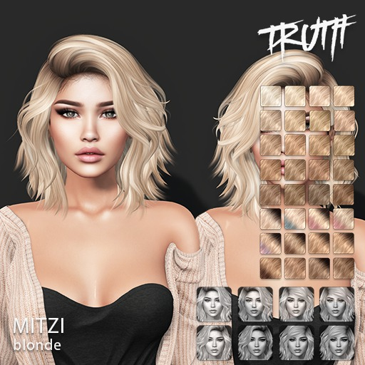 TRUTH Mitzi (Mesh Hair) - Blonde