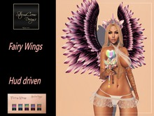 Fairy Wings with Hud