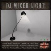 GCD -  DJ Mixer Light