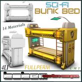 KOKEM SHOP Fullperm SCI-FI BUNK BED