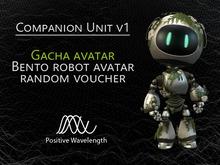 Companion Unit v1 - Positive Wavelength