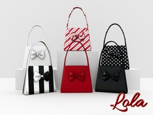 .: RatzCatz :. Handbag *Lola* HUD Driven (add&touch)