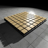 [L.W.T] Acoustic Panel Deep Square ❤ Full Perm