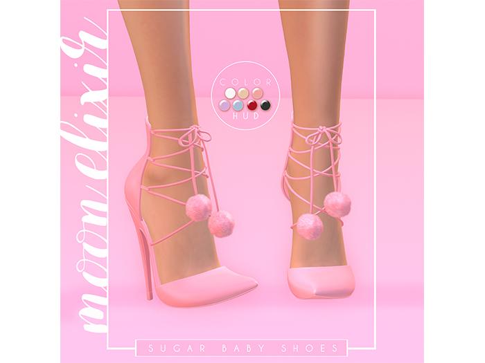 Moon Elixir - Sugar Baby - Shoes