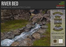:Fanatik Architecture: RIVER BED