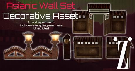 [inZoxi] - Crate - Asianic Decor Vol 1