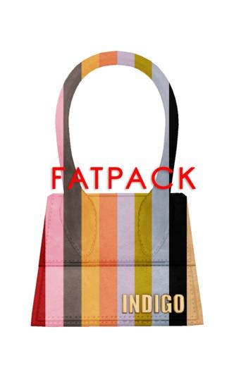 Indigo - Eajun Micro Bag in Fatpack