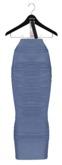 Indigo - Femke Maxi Skirt In Slate
