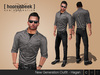 Complete Outfit - Hagan - Signature, Belleza, SLink, Classic Avatar