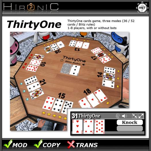 !Hironic - ThirtyOne