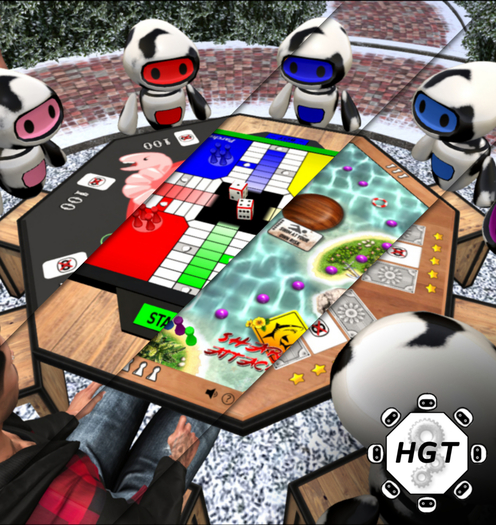 Hironic Games Table