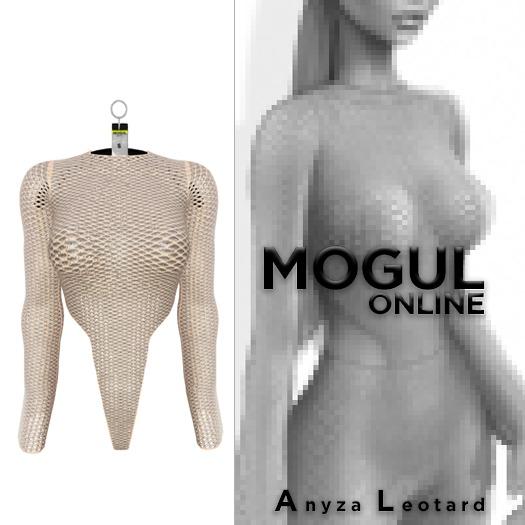 Anyza Leotard — Nude