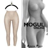 Anyza Pant — Nude