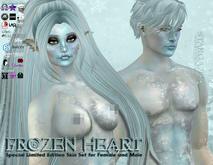 [Stargazer Creations] Skin Set - Frozen Heart