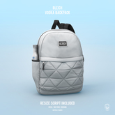 Bleich - Vodka Backpack - White