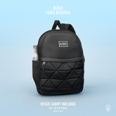 Bleich - Vodka Backpack - Black
