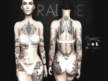 -7P-Paradise Tattoo Appliers