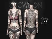 -7P-Snowdon Tattoo Appliers