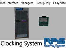 RPS - Time Clock Register