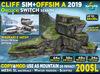 Mesh CLIFF Mountain A: IN-Sim and Offsim mountain island rocks COPY MOD