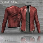Native - Bergling Jacket Red