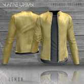 Native - Bergling Jacket Lemon