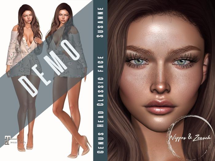 Nippes&Zeusch Genus Classic Face - Shape Susanne DEMO