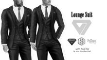ILLI - [Aesthetic,Signature Gianni,Belleza Jake] Lounge Suit (Black) DEMO
