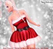 [Sexy Princess] Xmas Dress Gift