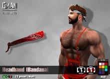 [GMan] HA - Headband - Bandana