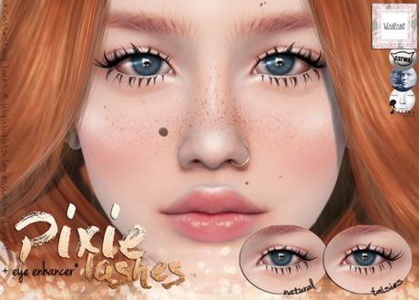 WarPaint* Pixie lashes