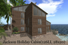 Jackson Holiday Cabin(126LI, 28x20)