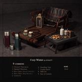 1. DYNASTY - Cozy Winter - Closed Thermos BOX
