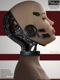 AZOURY - Dies Irae Robotic Head
