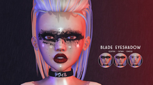 THIS IS WRONG Blade MakeUp