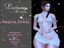 [LF] Regina Dress  [add me]