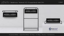 [AC] Redelivery Terminal V.2 - CasperVend Add On