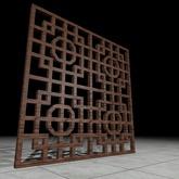 [L.W.T] 3D Oriental I Divider ❤ Full Perm