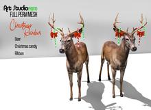 PROMO - Christmas Reindeer \\ FULL PERM