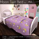 Fiasco - Moon Twin Bed