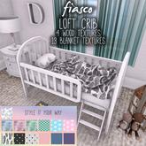 Fiasco - Loft Crib Set