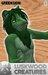 Luskwood Lion Avatar - Green Male - Complete Furry Avatar