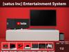 [satus Inc] Entertainment System