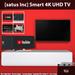 satus inc  smart 4k uhd tv ad