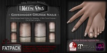 DP - Koffin Nails - FatPack - Gravedigger Grunge (Box)