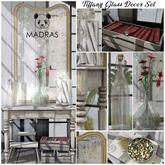 MADRAS Tiffany Decor Set Full Box