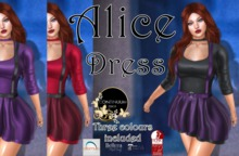 Continuum  Alice  Dress