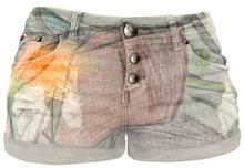 ShuShu STEP UP hotpants wearable DEMO - shushu congrejo