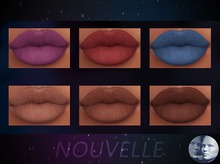 .Nouvelle. Matte Lips (Genus)