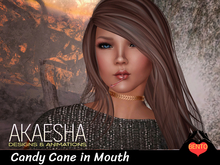 *- Akaesha's -* Candy Cane [suck] BENTO Box